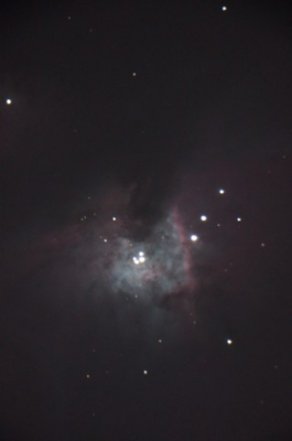 M42 Great nebula in Orion_1